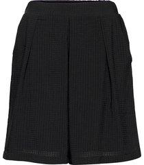 kalatea duffy shorts shorts flowy shorts/casual shorts svart bruuns bazaar