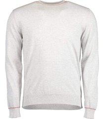 grigio round neck sweater
