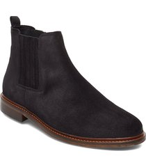 stb-gale s shoes chelsea boots svart shoe the bear