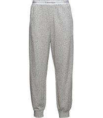 jogger sweatpants mjukisbyxor grå calvin klein
