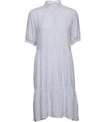 allysia ss dress jurk knielengte wit soft rebels