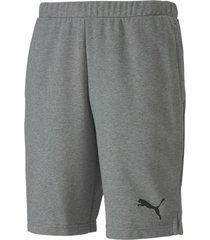 pantaloneta gris puma active ka 581518-03