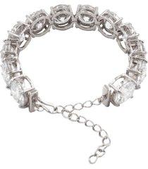 pulseira the ring boutique riviera maxi em ródio branco