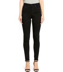buffalo david bitton skylar high-rise skinny jeans