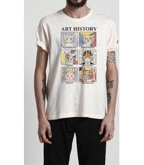camiseta art history