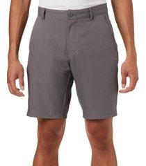 "columbia men's mist cooling upf 50 trail 10"" shorts"