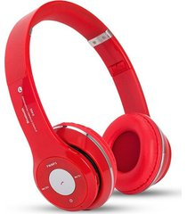 audífonos bluetooth, s460 auriculares estéreo audifonos bluetooth manos libres  audifonos bluetooth manos libres  auriculares inalámbricos (rojo)
