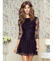 sukienka koronkowa scarlett