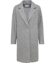 cappotto corto in simil lana (grigio) - bodyflirt