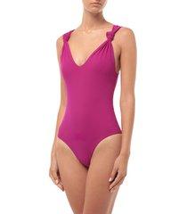 nanushka one-piece swimsuits