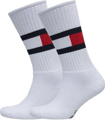 th flag 1p underwear socks regular socks vit tommy hilfiger
