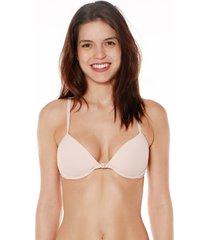 sutiã costas nadador base - 532.015 marcyn lingerie costas nadador bege