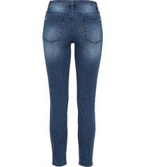 jeans met kant