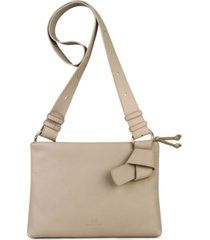 esin akan midi mayfair leather crossbody bag