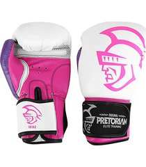 luva boxe/muay thai pretorian elite 10 oz