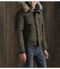 superdry men's chinook rescue bomber jacket
