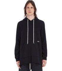 drkshdw poncho hoodie