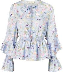 blus estrid blouse