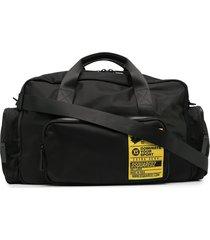 dsquared2 xs patch duffle bag - black