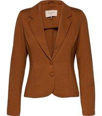nanni-ja blazer brun free/quent
