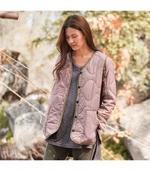 avila quilted jacket