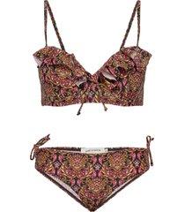 bikini bikini multi/mönstrad sofie schnoor