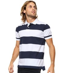 chomba blanca tommy hilfiger wcc carson block stp polo s/s