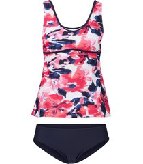 tankini (set 2 pezzi) (fucsia) - bpc bonprix collection