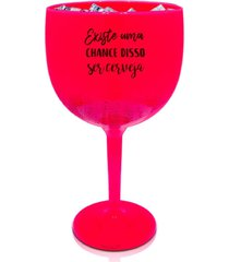 4 taã§as gin rosa personalizada para live - rosa - dafiti