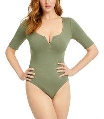 guess eco half-sleeve bodysuit