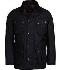 lightweight lockseam waxed cotton jacket sage