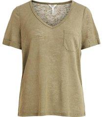 t-shirt tessie groen