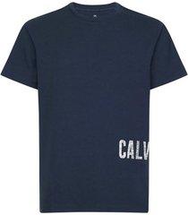 t-shirt korte mouw calvin klein jeans 00gmh9k287