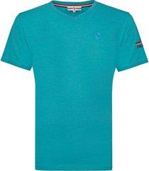 q1905 t-shirt zandvoort aqua