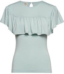 jane blouses short-sleeved grön baum und pferdgarten
