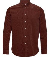 liam bx shirt 10504 overhemd casual rood samsøe samsøe
