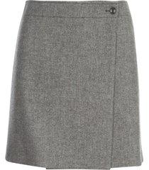 seventy short a line skirt