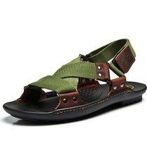 sandalias de verano de estilo coreano para hombres zapatillas sandalias de suela blanda antideslizantes