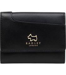 radley london trifold purse wallet