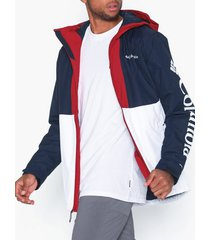 columbia timberturner jacket jackor navy/white