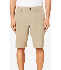 men's reserve heather 21 shorts