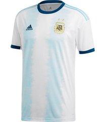 camiseta celeste adidas afa home jsy 2020