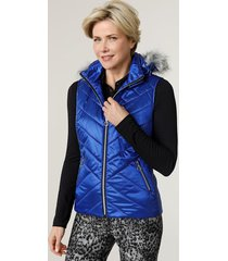 bodywarmer mona royal blue