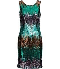 abito di paillettes (viola) - bodyflirt boutique