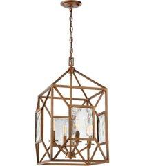 designers fountain athina 4 light pendant