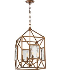designers fountain athina 4 light pendant