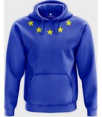 bluza unia europejska kołnierzyk