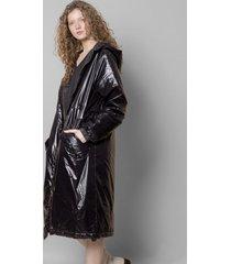 płaszcz z wypełnieniem climashield