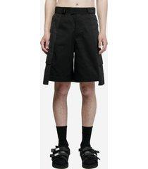 a-cold-wall strata cargo shorts