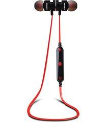 audifonos manos libres bluetooth v4.2 awei t11 color rojo